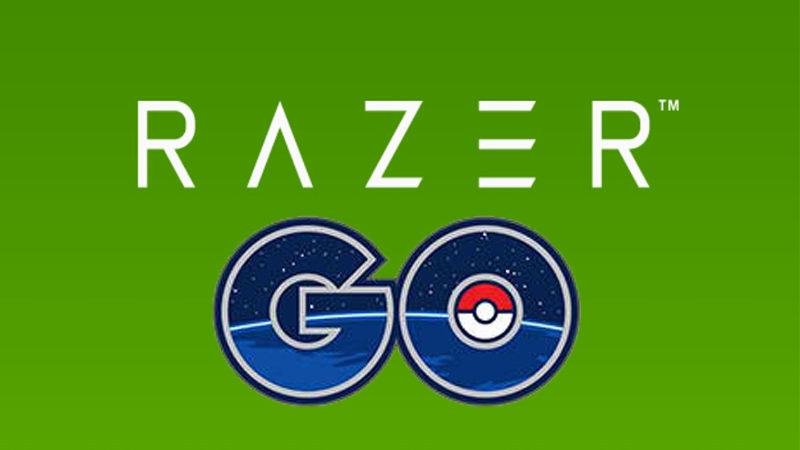 Razer Go pokemon go chat