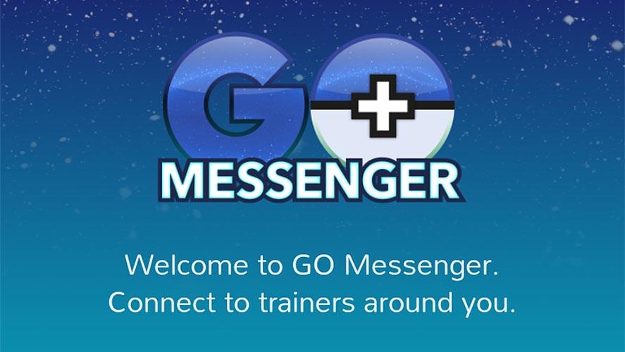 pokemon go messenger