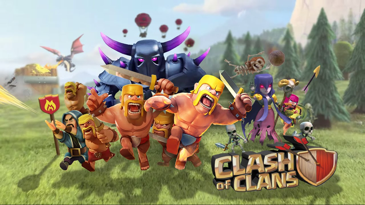Clash Of Clans Gems Gold Or Elixir Generator Screenshot 1 6